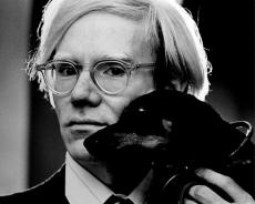 andy-warhol by jack-mitchell