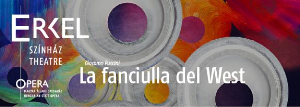 la fanciulla del west artwork